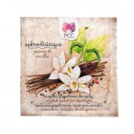 Ароматическое саше для дома с ароматом ванили и перца