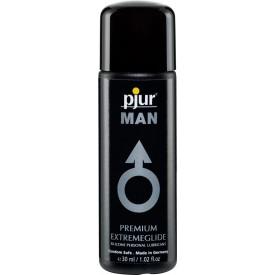 Концентрированный лубрикант pjur MAN Premium Extremglide - 30 мл.