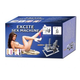 Секс-машина EXCITE с регулировкой угла наклона