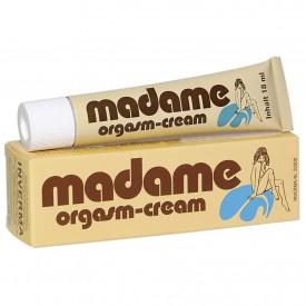 Возбуждающий крем для женщин Madame Orgasm - 18 мл.